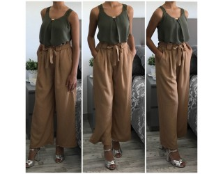 "Pantalon ""Venisia"" Camel"