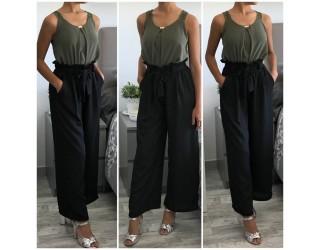 "Pantalon ""Venisia"" Noir"