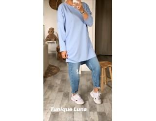 """Tunique """"Luna"""" Bleu"""
