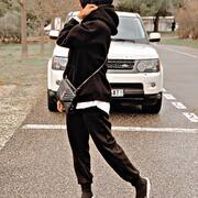 Total look black  Sac @princessamuslima  Vous aimez ?