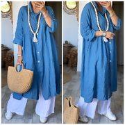 Robe tunique bohème
